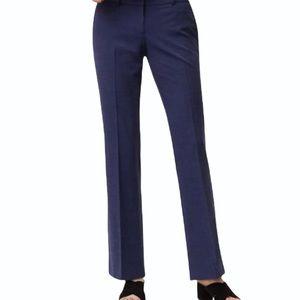 🆕 ann taylor LOFT navy blue Marisa trouser pant